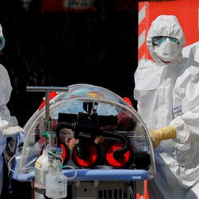 کورونا وائرس سے دنیا بھر میں 27 لاکھ سے زائد افراد متاثر