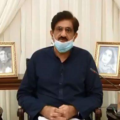 سندھ میں کورونا وائرس کے 649 کیسز رپورٹ: وزیراعلیٰ سندھ