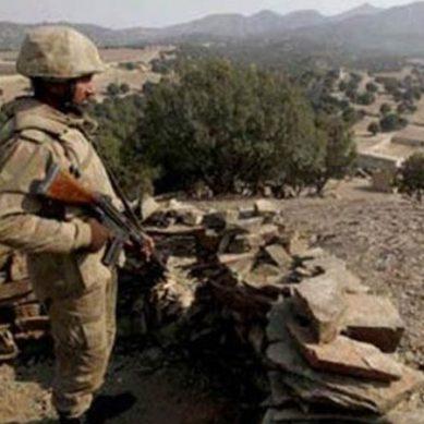 تحریک طالبان پاکستان کے ٹھکانے پر سیکیورٹی فورسز کا آپریشن