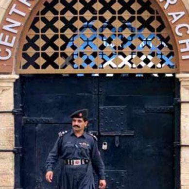 کراچی کی سینٹرل جیل میں 212 قیدیوں میں کورونا کی تصدیق