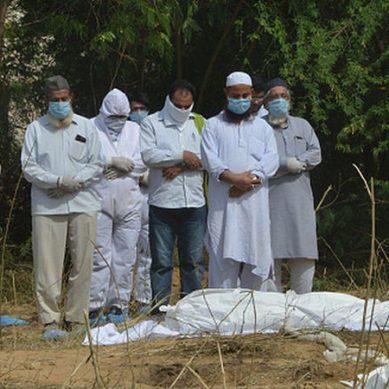 کورونا سے جاں بحق مریضوں کی تدفین کیلئے نئے ایس او پیز جاری