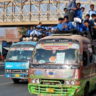 پنجاب حکومت کا شاپنگ مالز کھولنے اور پبلک ٹرانسپورٹ چلانے کا فیصلہ
