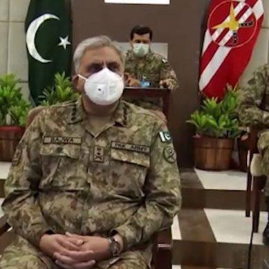 آرمی چیف کا دورہ کوئٹہ : بلوچستان پاکستان کا مستقبل ہے