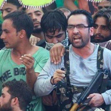 مقبوضہ کمشیر: بھارتی فوج کی جھڑپ،حزب المجاہدین شہید
