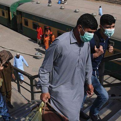 ملک بھر میں ٹرین آپریشن کا آغاز آج سے ہوگیا