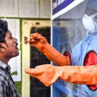 بھارت کورونا وائرس کا سب سے خطرناک خطہ قرار، برطانوی اخبار کا دعوی