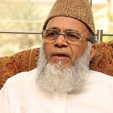 سابق امیر جماعت اسلامی منور حسن انتقال کرگئے