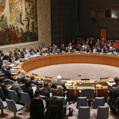 بھارت اقوام متحدہ کی سیکیورٹی کونسل کا غیر مستقل رکن بن گیا