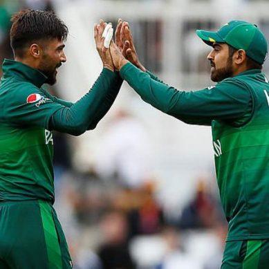 محمد عامر اور حارث سہیل نے دورہ انگلینڈ سے معذرت کرلی