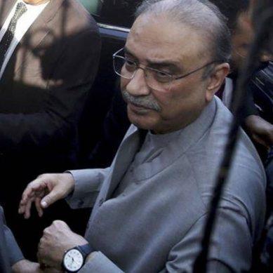 توشہ خانہ ریفرنس : آصف علی زرداری کے وارنٹ گرفتاری جاری