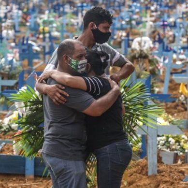 برازیل میں کورونا وائرس کی دوسری لہر، اموات 50 ہزار سے تجاوز