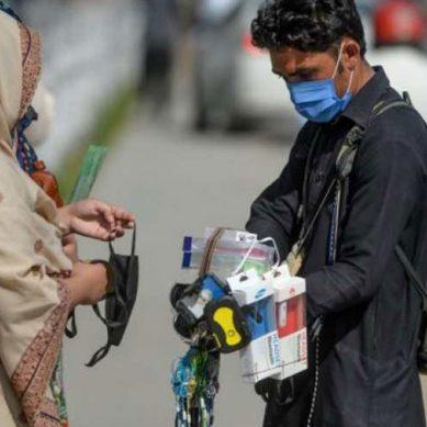 پاکستان میں کورونا متاثرین کی تعداد 1 لاکھ سے زیادہ ہوگئی