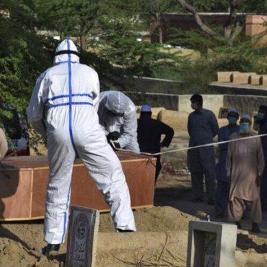 پاکستان میں کورونا کیسز کی تعداد چین سے بھی زیادہ ہوگئی