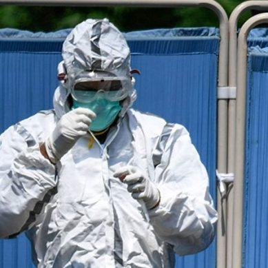 ملک میں کورونا وائرس بے قابو، ایک دن میں 111 اموات ریکارڈ
