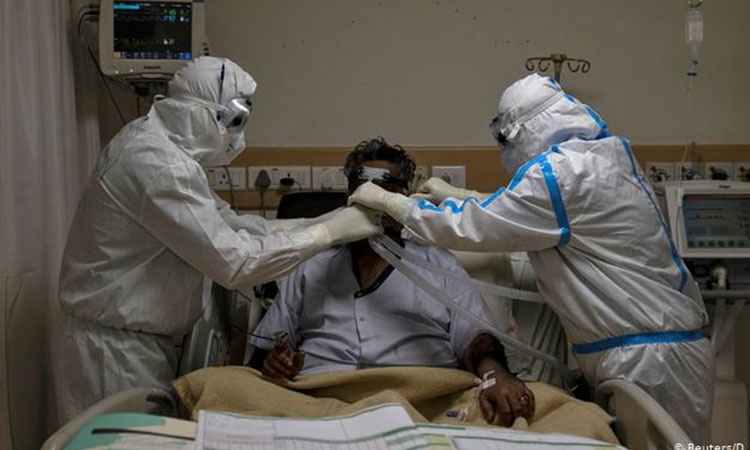 ملک میں گذشتہ 24گھنٹے میں کورونا وائرس سے مزید 118 افراد جاں بحق