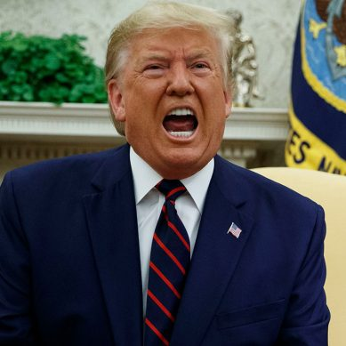 صدر ڈونلڈ ٹرمپ کا واشنگٹن میں مسلح افواج تعینات کرنے کا اعلان