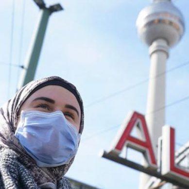 جرمنی میں کورونا وائرس کے 400 سے زائد نئے کیسز ، مزید 12 اموات