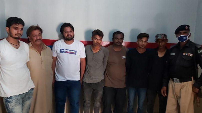 عیدگاہ پولیس کی گٹکا مافیا کے خلاف کاروائی مرکزی ملزم گرفتار