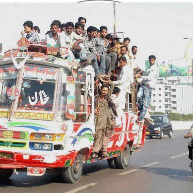 سندھ حکومت کا پبلک ٹرانسپورٹ کھولنے کا اعلان