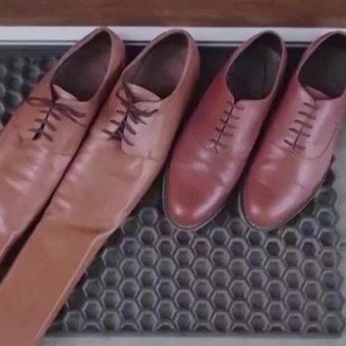 رومانیہ میں سماجی فاصلہ برقرار رکھنے والا جوتا تیار کرلیا گیا