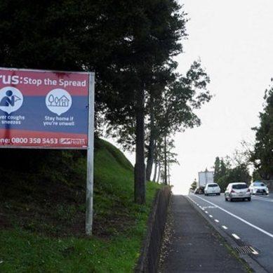 نیوزی لینڈ میں 24 روز بعد کورونا کے نئے دو کیسز رپورٹ