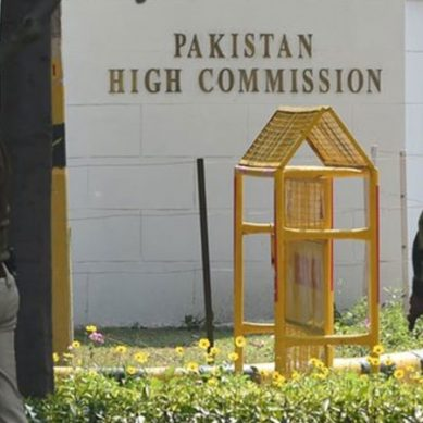 بھارت نے پاکستانی ہائی کمیشن کے 50 فیصد عملے کو نکل جانے کا حکم دیدیا