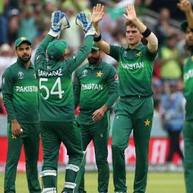 کورونا ٹیسٹ کے بعد مزید 6 کھلاڑی پاکستانی اسکواڈ میں شامل ہوگئے