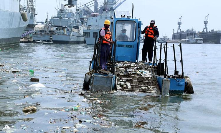 پاک بحریہ نے ماحول کا عالمی دن منایا
