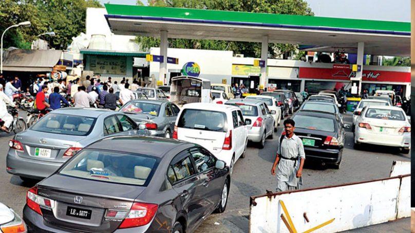 پیٹرولیم مصنوعات کی قیمتوں میں کمی کے بعد پیٹرول نایاب ہوگیا