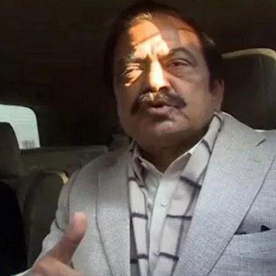پنجاب پولیس نے ن لیگی رہنما رانا ثناء اللہ کی گاڑی کو روک لیا
