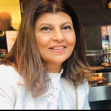 روبینہ اشرف کی کورونا کے باعث صحت تشویشناک ہونے کی افواہیں مسترد