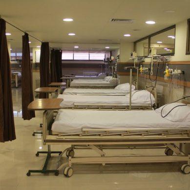 سروسز اسپتال کراچی میں کورونا مریضوں کے لیے آئی سی یو اور ایچ ڈی یوز تیار