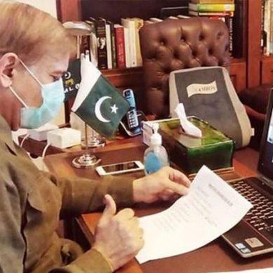 قائد حزب اختلاف شہباز شریف بھی کورونا وائرس کا شکار ہوگئے