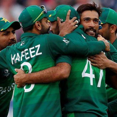 پاکستانی کرکٹ ٹیم 28 جون کو انگلینڈ روانہ ہوگی