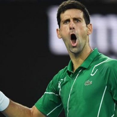 نوواک جوکووچ : ٹینس کا نمبر ایک کھلاڑی بھی کورونا کا شکار