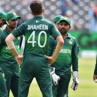 آج پاکستانی کھلاڑیوں کا کورونا ٹیسٹ دوبارہ ہوگا
