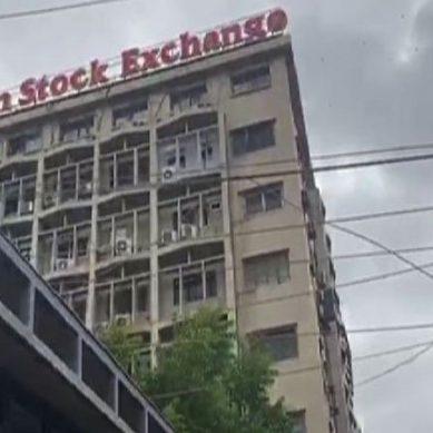 پاکستان اسٹاک مارکیٹ پر حملہ ناکام ، تمام دہشت گرد مارے گئے