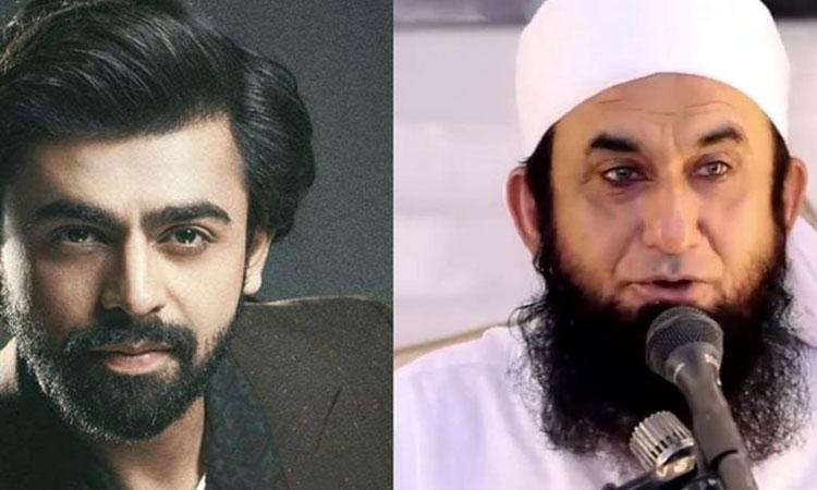 گلوکارواداکار فرحان سعید کا مولانا طارق جمیل کو خراج عقیدت