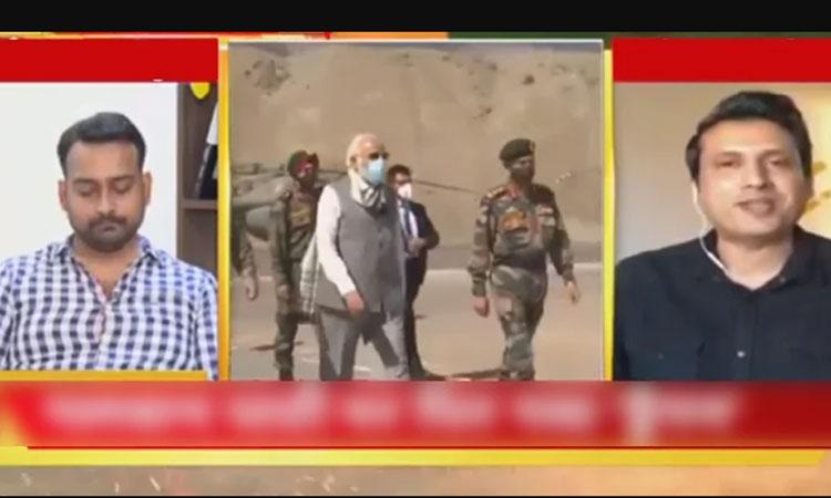 پاکستانی انٹیلی جنس ایجنسیاں  ناکارہ  اطہر کاظمی  نے بھارت کو آئینہ دکھادیا