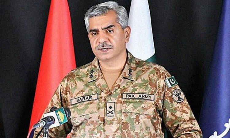 ڈی جی آئی ایس پی آر کی پاکستان میں چینی فوج کی موجودگی کی سختی سے تردید