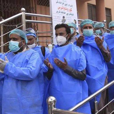 پاکستان میں کورونا مریضوں کی تعداد کم ترین سطح پر آگئی