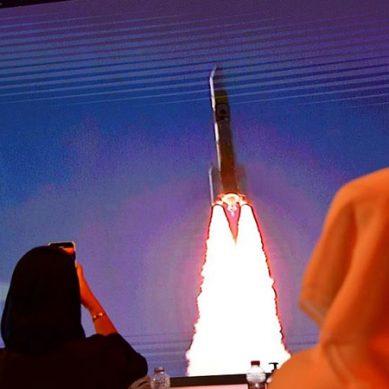 متحدہ عرب امارات کا ہوپ مشن سرخ سیارے کیلئے روانہ