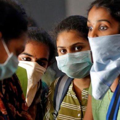 بھارت میں کورونا وائرس بے قابو، ایک دن میں 32 کیسز