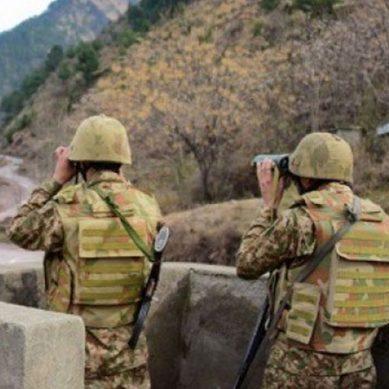 بھارتی فوج کی ایل او سی پر اشتعال انگیزیاں، فائرنگ سے نوجوان شہید