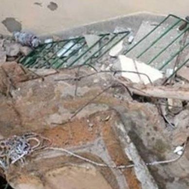 پنجاب میں طوفانی بارش ، چھتیں گرنے سے 15 افراد جاں بحق