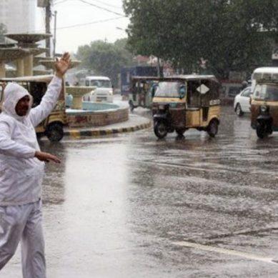 کراچی: کل سے گرد آلود ہوائیں چلنے اور بارش کی پیش گوئی
