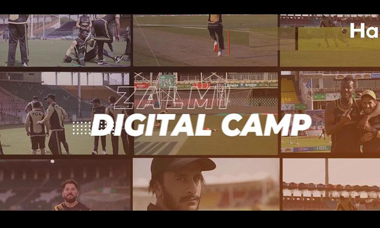 پشاور زلمی ڈیجیٹل کیمپ کی شانداد کامیابی، نوجوان کرکٹرَ کی ویڈیوز موصول