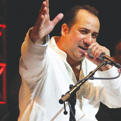 !راحت فتح علی خان کا گانا ضروری تھا کا نیا ریکارڈ۔۔۔