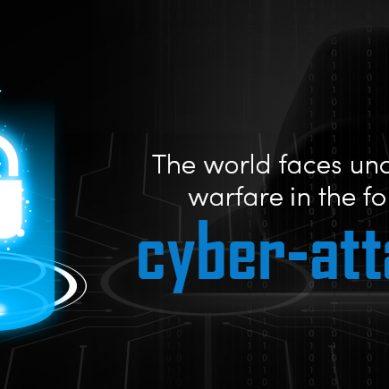 سائبر حملوں کی شکل میں دنیا کو غیر اعلانیہ جنگ کا سامنا