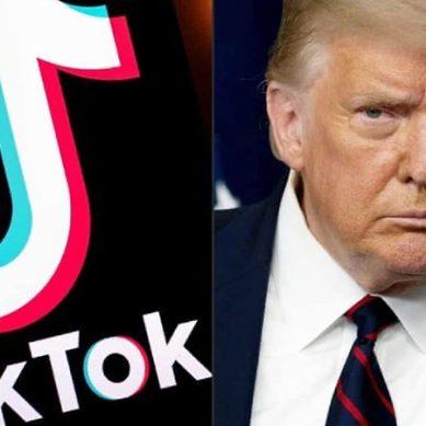 ٹک ٹاک انتظامیہ کا امریکی صدر ڈونلڈ ٹرمپ کیخلاف بڑا فیصلہ